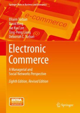 دانلود رایگان کتاب - تجارت الکترونیک