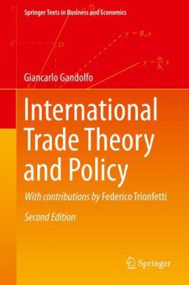 دانلود رایگان کتاب - قوانین و تئوری تجارت بین المللی