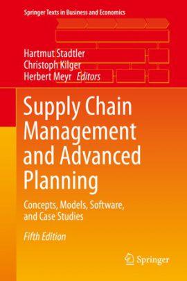 دانلود رایگان کتاب - مدیریت زنجیره تامین و برنامه ریزی پیشرفته